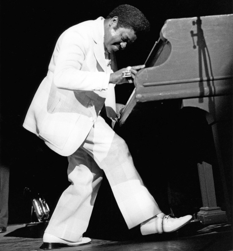 Photo of Fats DOMINO