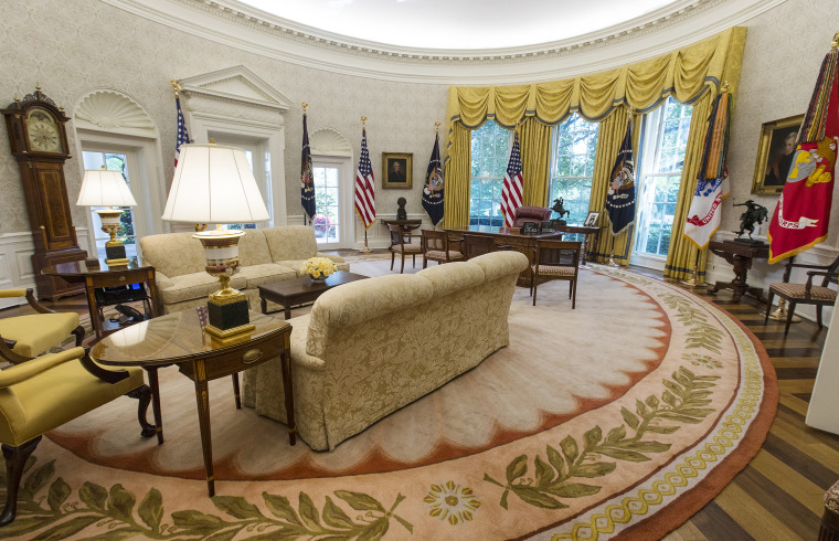 Trump Spending $1.75 Million on Presidential Furniture, Redecorations