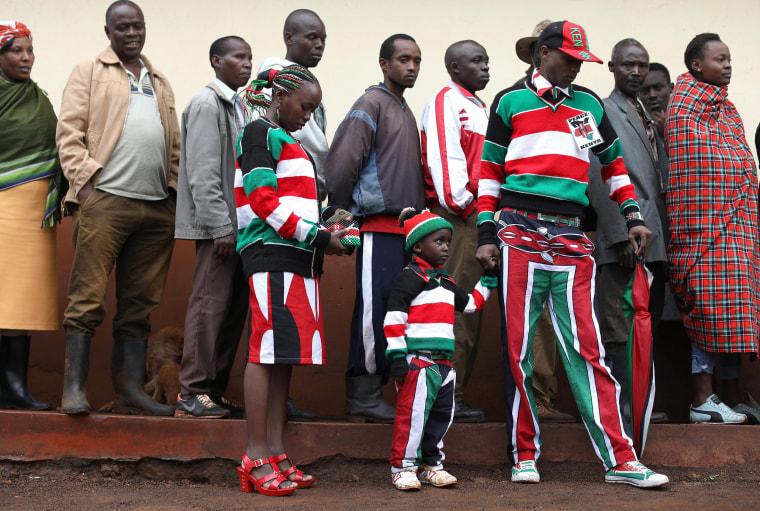 Image: Kenyan Elections