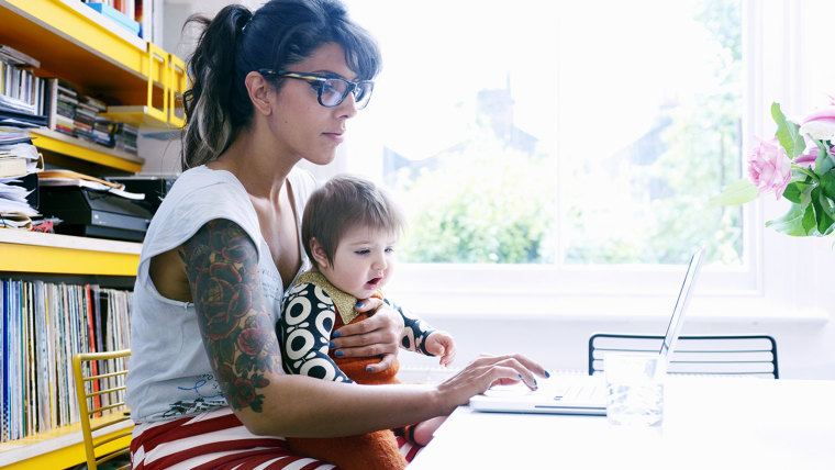 Image: Work From Home