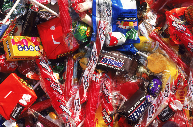 Image: Assortment of candy