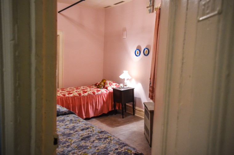Image: The Epstein Bedroom