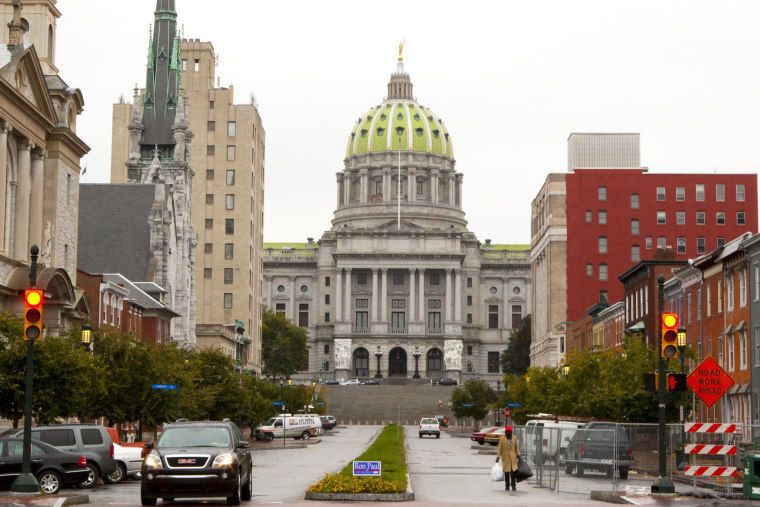 Image: Pennsylvania State Capitol Building
