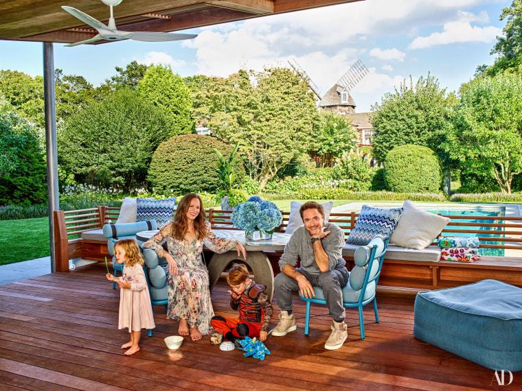 Robert Downey Jr. Hamptons Home