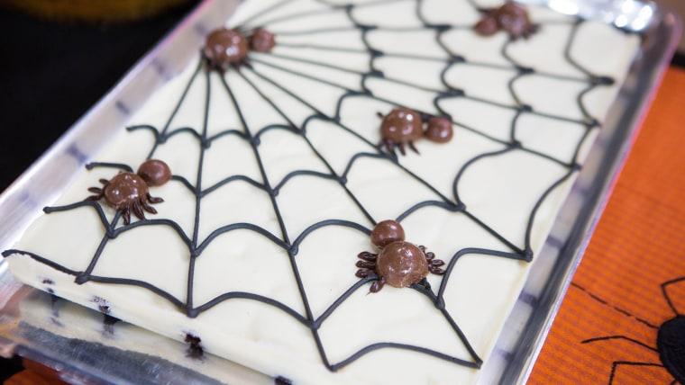 Candy Cobwebs