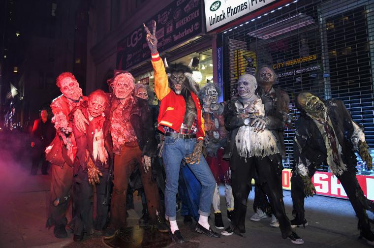 Image: BESTPIX: Heidi Klum's 18th Annual Halloween Party - Arrivals