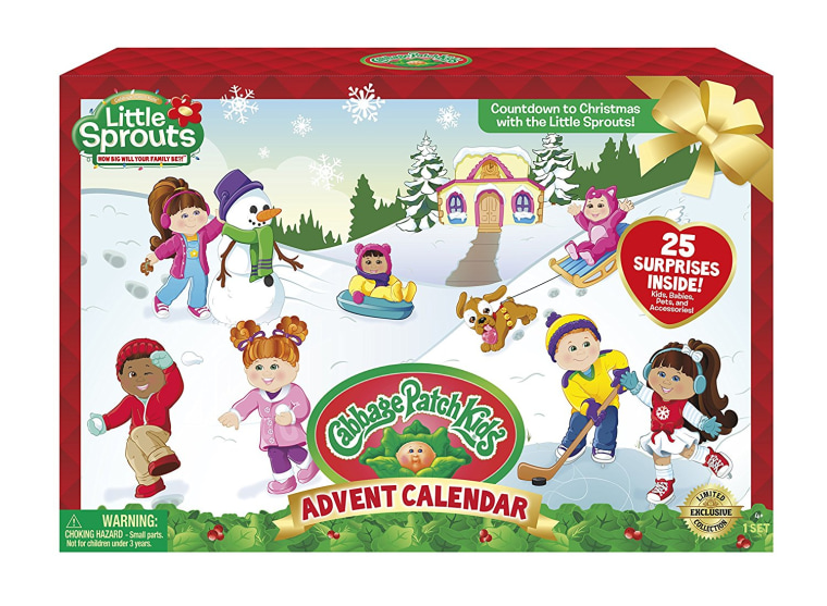 Cabbage Patch Kids Advent Calendar