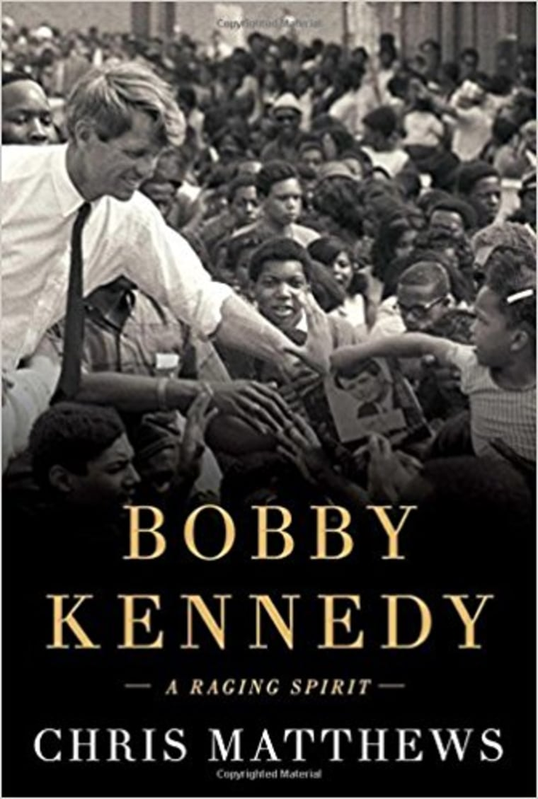 Bobby Kennedy book cover