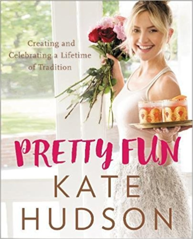 Pretty Fun by Kate Hudson book cover