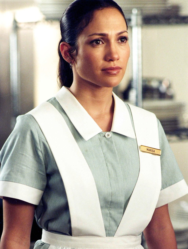 Jennifer Lopez, Maid in Manhattan