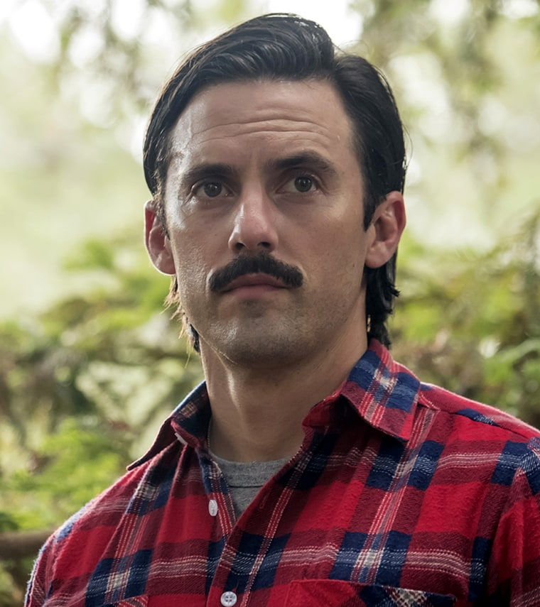 Milo Ventimiglia in This is Us