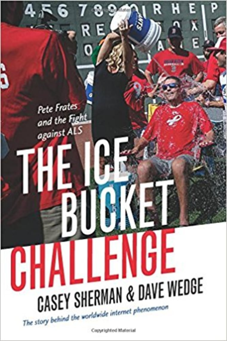 THe Ice bucket Challenge book cover