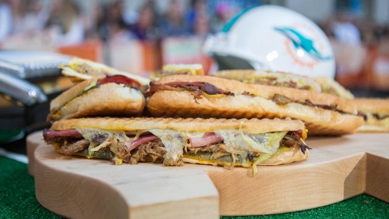 Siri & Carson's Cubano Sandwich