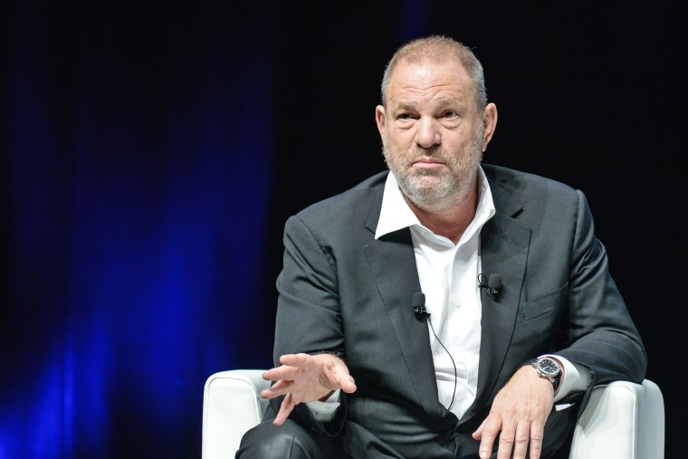 Image: Harvey Weinstein attends The Cannes Lions 2016