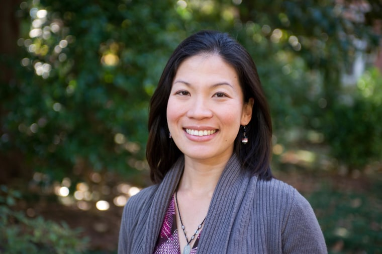 Annie Kuo, and ambassador for RESOLVE, the National Infertility Association and co-host of Seattle Peer-Led Support, an infertility support group she founded in 2015.