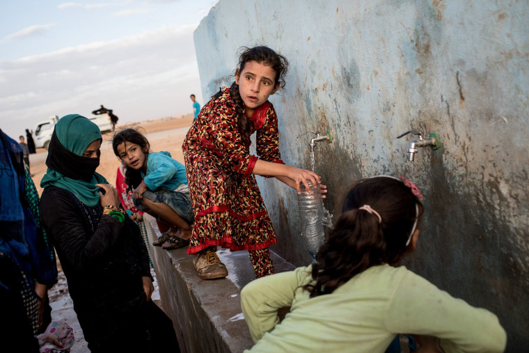 Image: Syrian Refugees