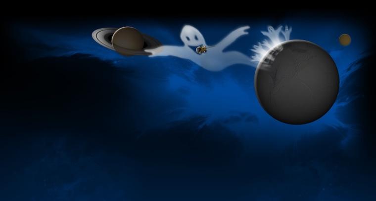 Spooky Solar System Sounds