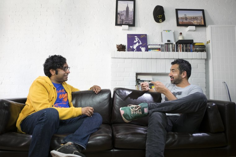 Hari Kondabolu chats with actor Kal Penn about