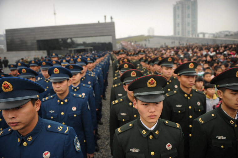 Can China Beat the U.S. Without a Fight?