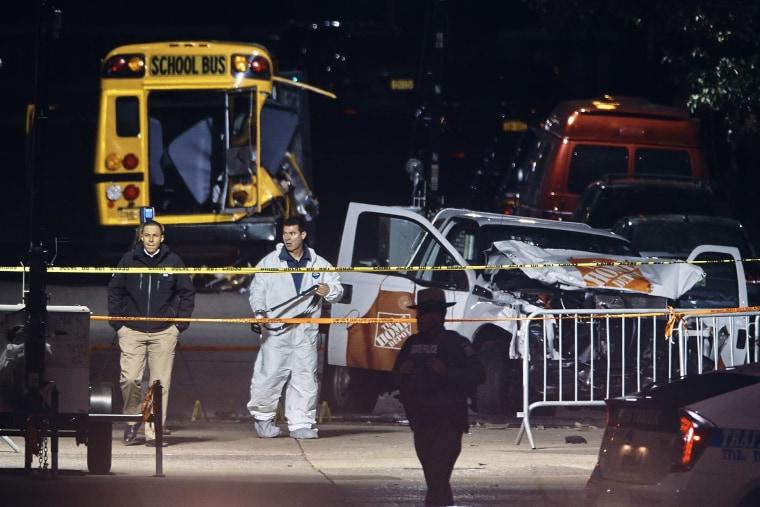 Image: New York Attack