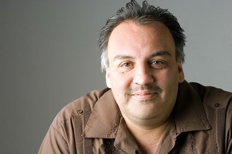 Playwright Luis Alfaro, author of Oedipus El Rey.