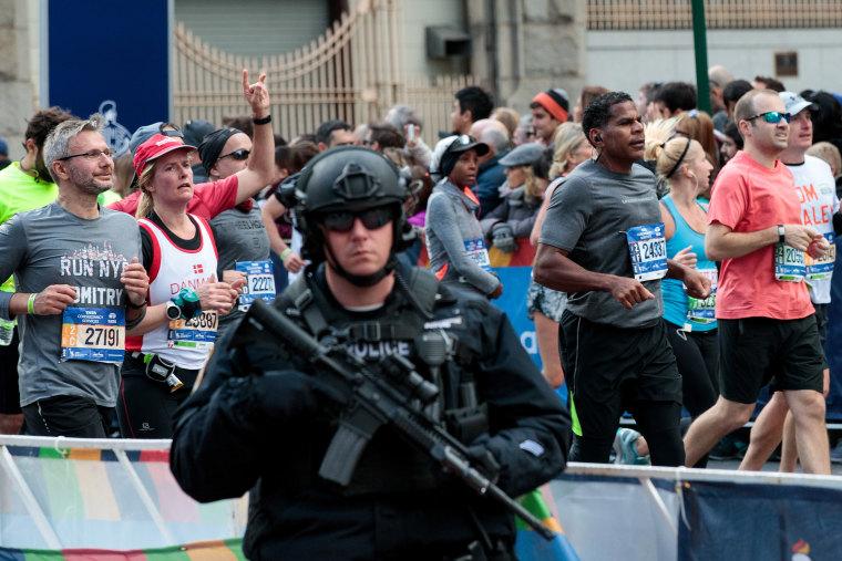 2016 TCS New York City Marathon