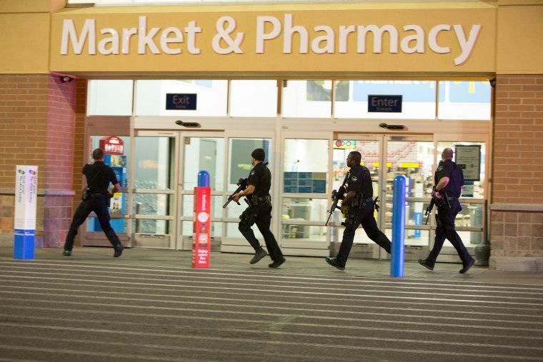 Image: Thornton Walmart Shooting