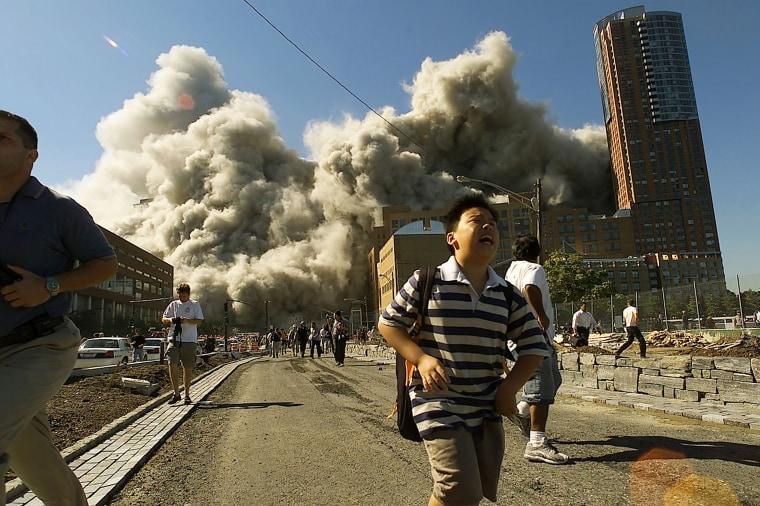 Image: Attack On NY