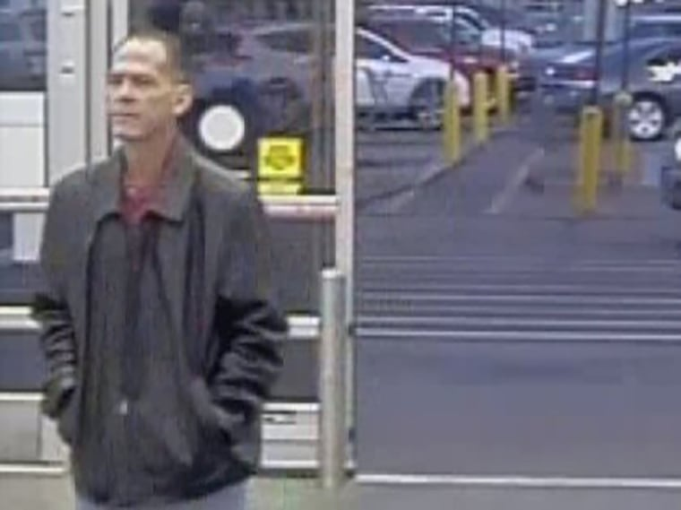 Image: Shooting at Walmart