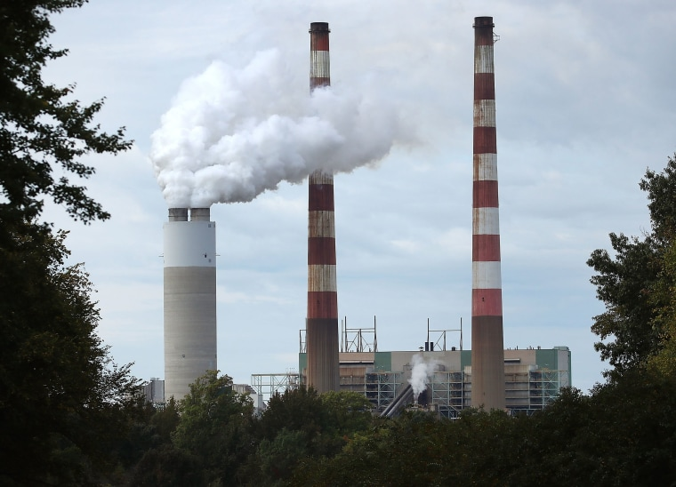 Image: EPA Chief Scott Pruitt Moves To Repeal Clean Power Plan