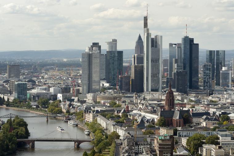 Image: Frankfurt Skyline