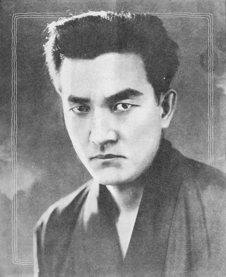 Sessue Hayakawa in 1918.