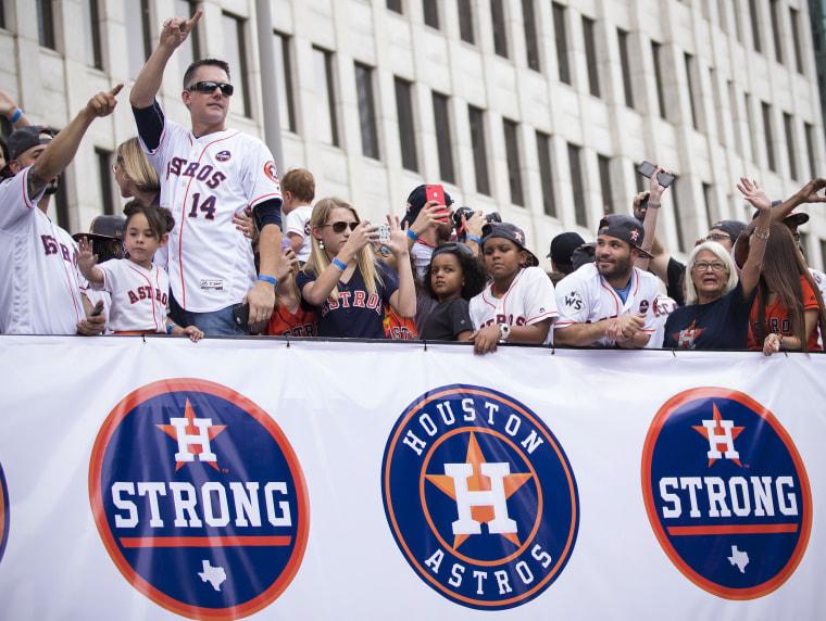 Image: Astros Parade