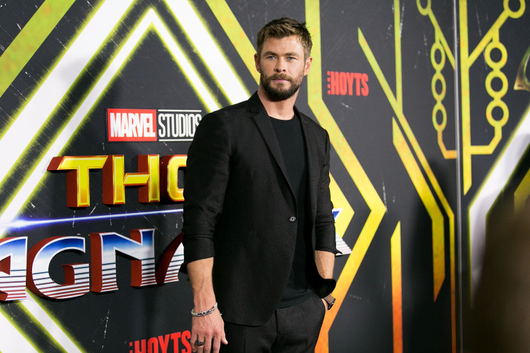 Image: Chris Hemsworth