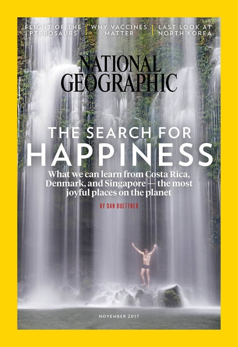 National Geographic 1-year subscription
