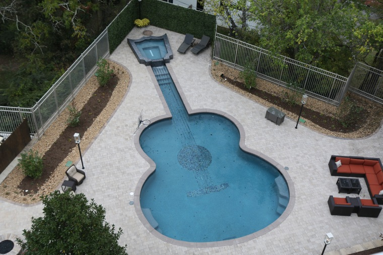 John Rich Gives Us A Tour Of His Home With A Guitar