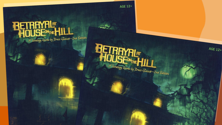 Betrayal at House On The Haunted Hill