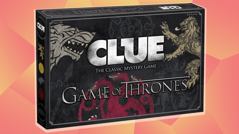 CLUE (Game Of Thrones)