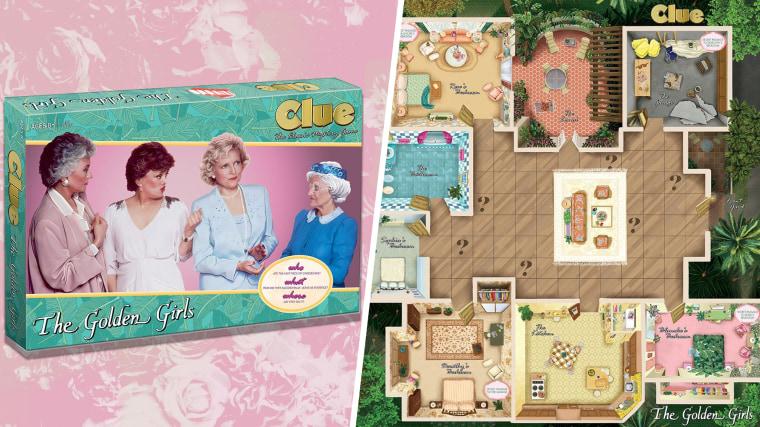 CLUE (Golden Girls)