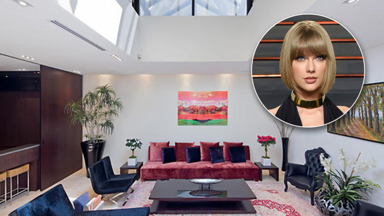 Taylor Swift just bought a new NYC townhouse