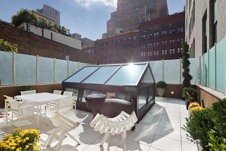 Taylor Swift Tribeca Townhouse