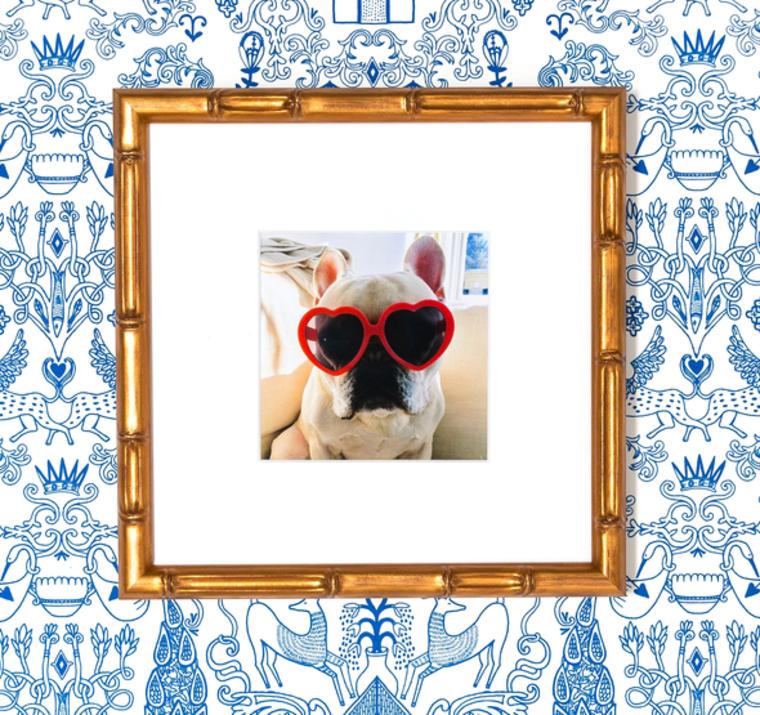 """Framebridge Aiden 11"""" framed Instagram"""