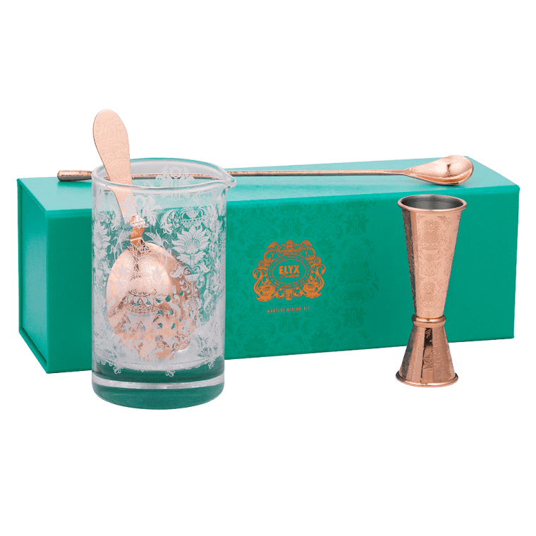 Martini Gift Set by Elyx