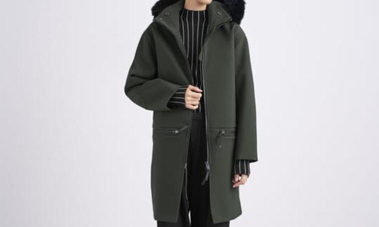 Halstrom Arrivals Coat