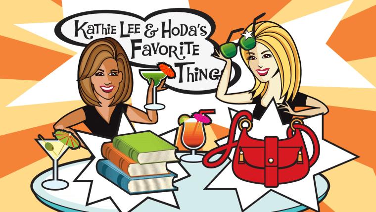 KLG and Hoda Favorite Things