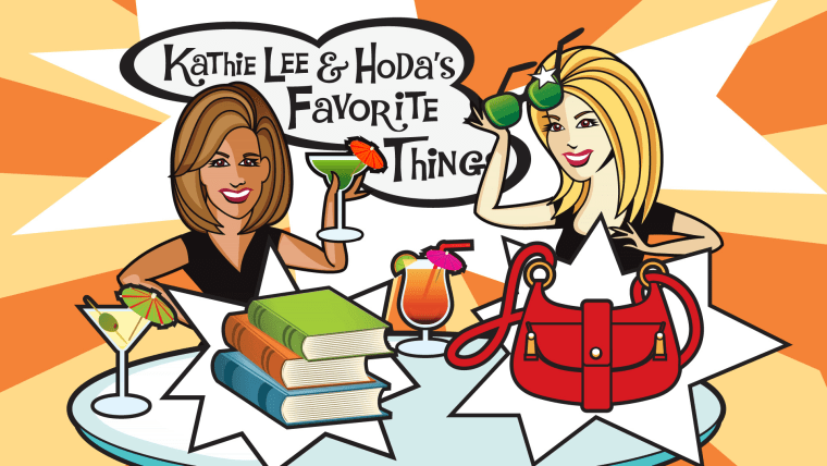 KLG and Hoda Favorite Things