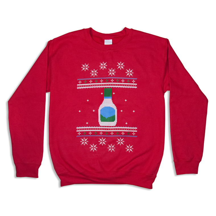 Ranch holiday sweater