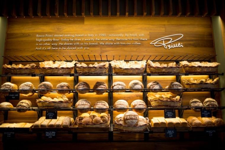 Princi breads