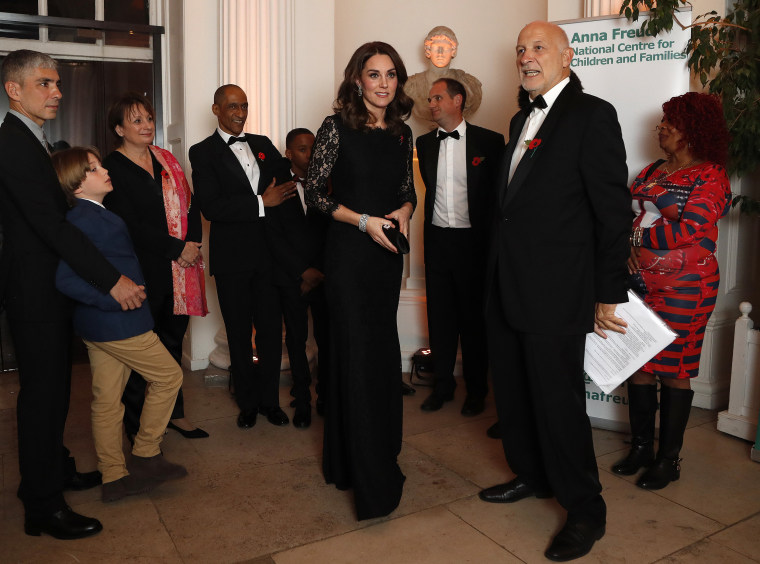 Image: The Duchess Of Cambridge Attends The Anna Freud National Centre Gala Dinner