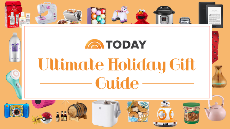 Ultimate Gift Guide Cover Image